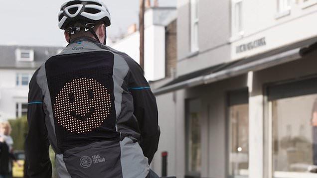 کت ایموجیدار مخصوص دوچرخه سواران