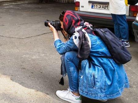 آیا عکاسی در خیابان ممنوع است؟