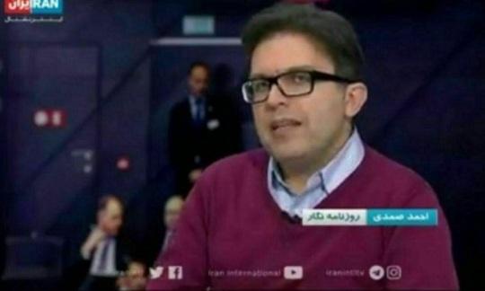 خبرنگار صداوسیما به ایران اینترنشنال پیوست