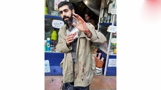ترور خونین مسئول هیأت خانواده شهدا در تهران