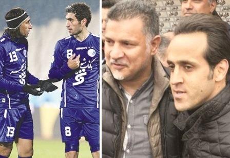 مهمترین دشمنان همخانه در فوتبال ایران