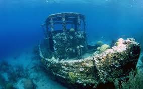 تاریخ بشر در اعماق اقیانوس