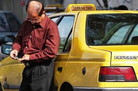هشدار به راننده تاکسیهایی که واکسن نمیزنند
