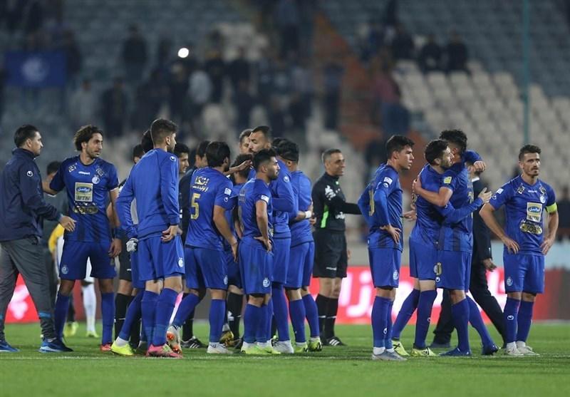 هشت بازیکن استقلال به کرونا مبتلا شدند