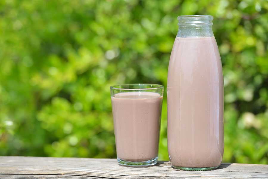 پنج نوشیدنی جهنمی: از شیر کاکائو تا آب پرتقال