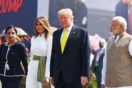 درباره سفر پرخرج ترامپ به هند