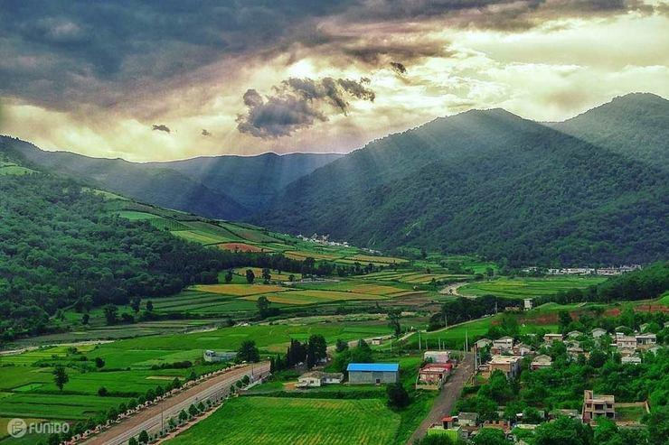 ممنوعیت ورود مسافران نوروزی به مازندران