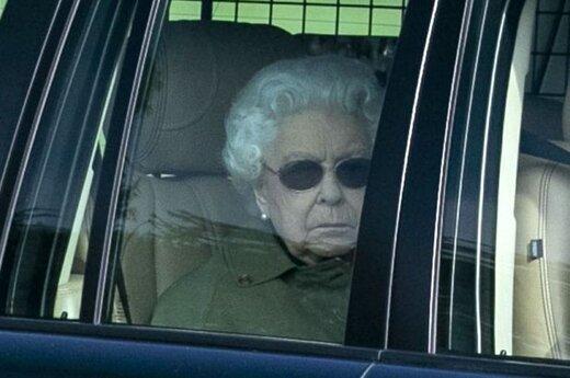 بیانیه ملکه انگلیس درباره بحران کرونا