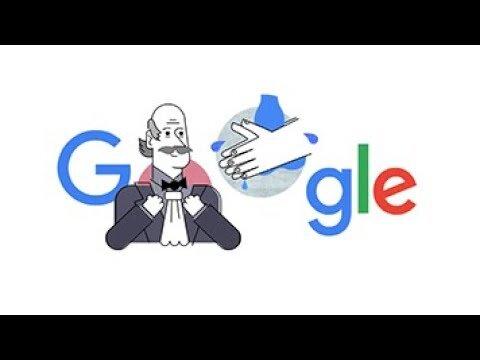 """کرونا"" لوگوی گوگل را تغییر داد"