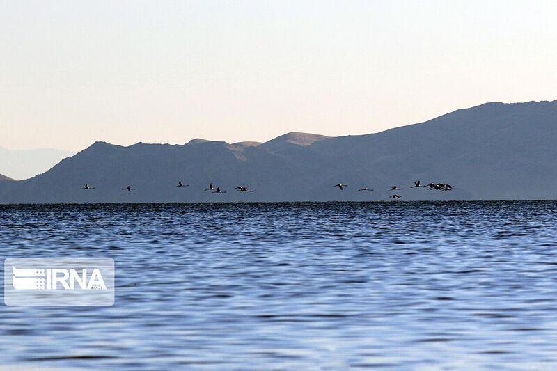 بارندگی حال دریاچه ارومیه را بهتر کرد