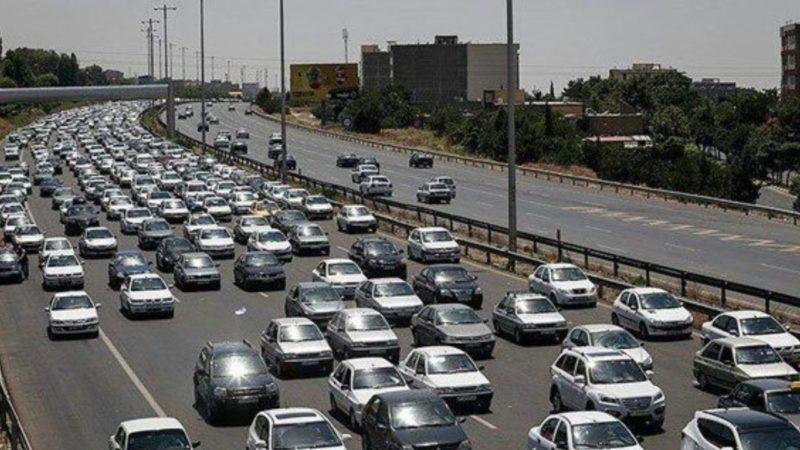 تردد خودروها درون استان ممنوع میشود؟