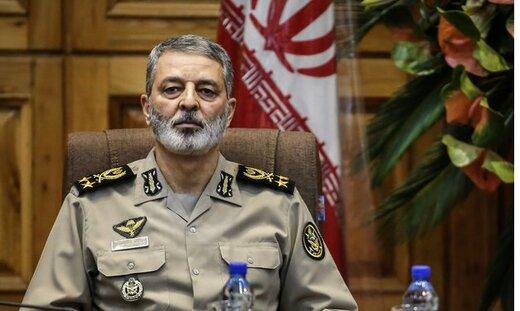 دستور ویژه سرلشکر موسوی به فرماندهان نیروهای چهارگانه ارتش