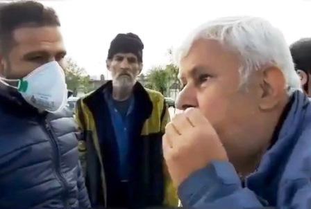 پیرمرد فقیر و نیازمند یا مغازهدار میلیونر؟