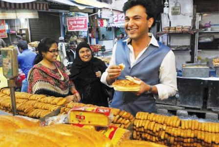 داستان نان شیرمال در سفری از ایران به هند