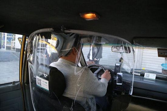 جداسازیِ مسافر و راننده در تاکسیهای پایتخت