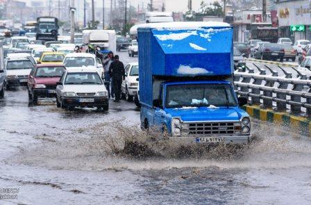 بارشهای سیلآسا در روزهای کرونا