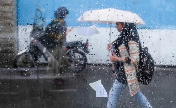 بارش رگبار در روزهای سه شنبه و چهارشنبه پیشبینی میشود