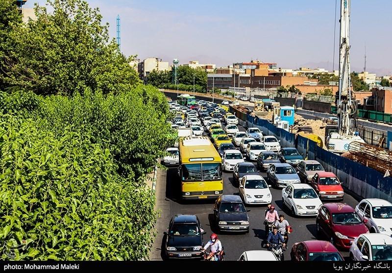 زمانبندی طرح ترافیک از روز شنبه تغییر میکند