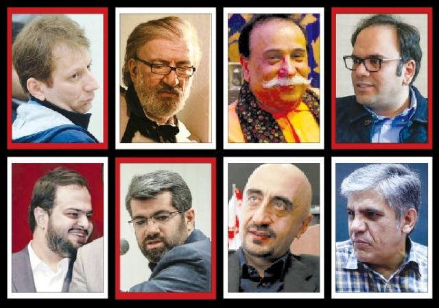 هشت سرمایهگذار مشهور سینمای ایران