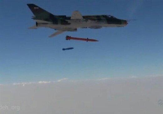 تجهیز جنگنده های سوخو۲۲ سپاه به موشک جدید