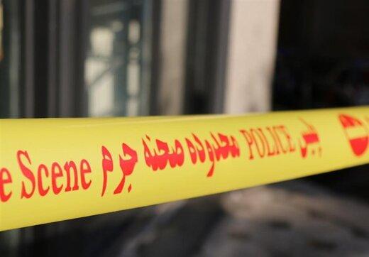 جسد زنی با دستوپای بسته در تهران کشف شد