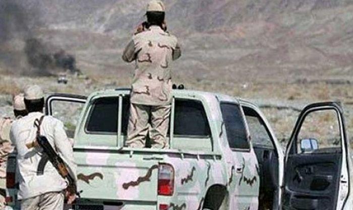 درگیری سپاه پاسداران با عناصر ضدانقلاب در مریوان