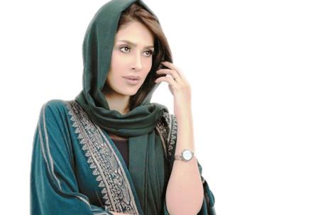درباره نامزد بازیگر مشهور سعودی در اینستاگرام