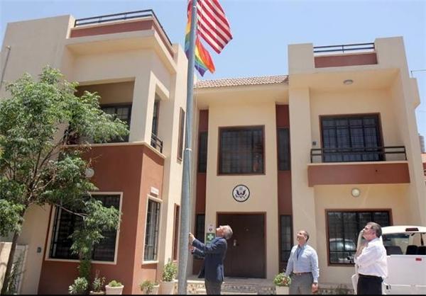 واکنشهای تند به برافراشتن پرچم همجنسگراها در عراق