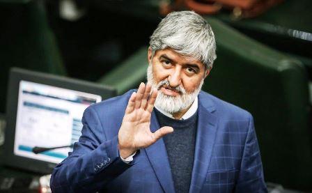 مجادله علی مطهری باوزارت کشور و شورای نگهبان
