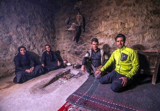 بروز حادثه سَرِ صحنه مجموعه «ایرانگرد»