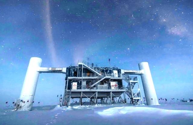 کشفیات شگفتانگیز دانشمندان در قطب جنوب