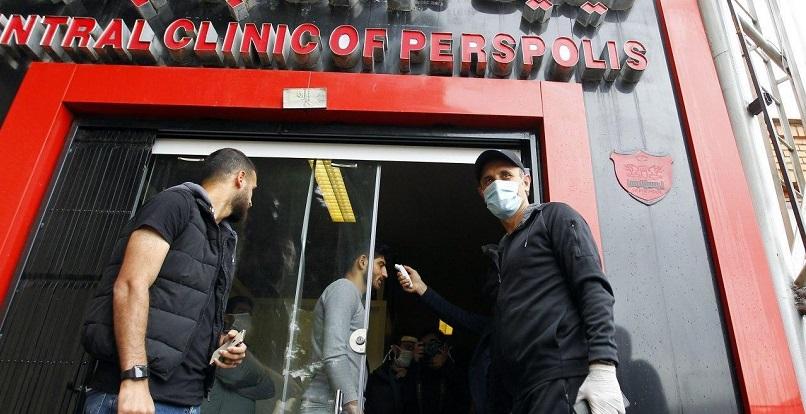 ۱۰ تست کرونای مثبت دیگر در لیگ برتر ایران!