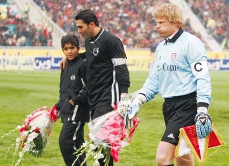 تمام خداحافظی شیرین در تاریخ فوتبال ایران