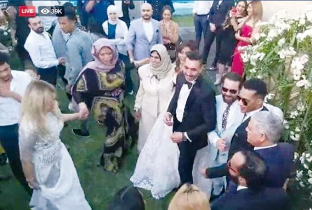 ماجرای عروسی پردردسر یک بازیگر مصری