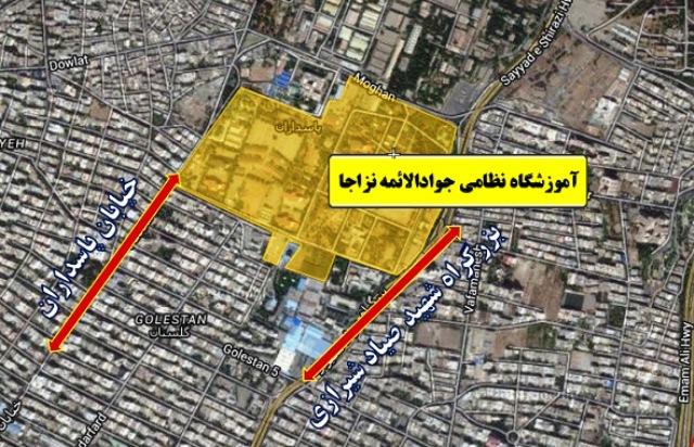 احداث بوستان ارتش و کلافی که بالاخره باز شد