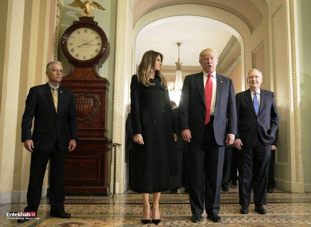 آیا ترامپ را به زور از کاخ سفید بیرون خواهند کرد؟