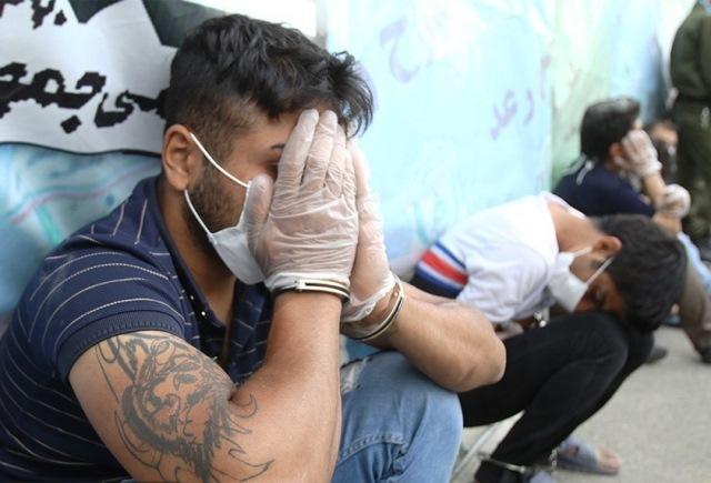 قتل پسر معتاد توسط دوستش به دلیل فحاشی