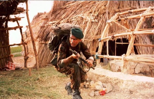 دلاوریهای ارتش بر پرده سینما