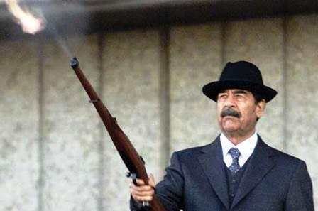 گنگ صدام (بخش اول)