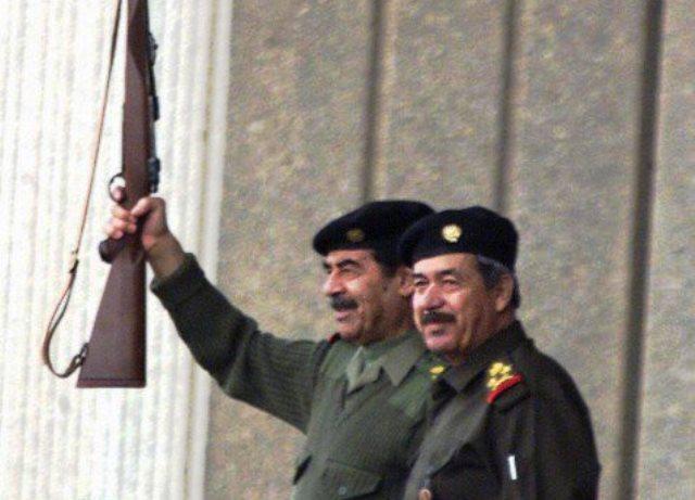 گنگ صدام  (بخش دوم)