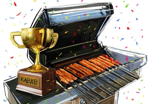 کباب با شکست قورمهسبزی بهترین غذای ایرانی شد