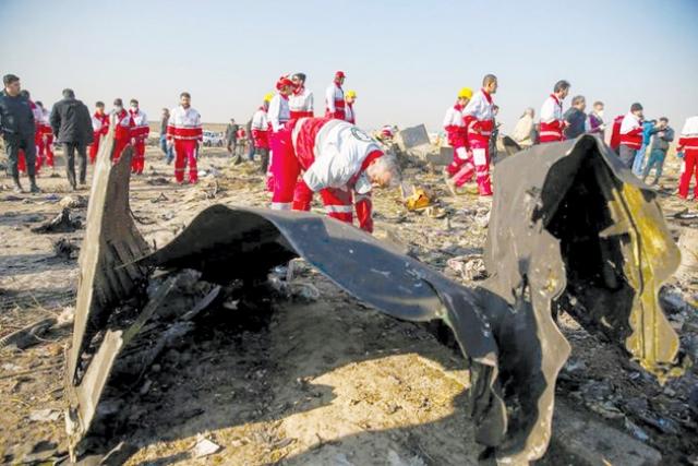 روایت دقیق از شلیک اشتباهی به هواپیمای اوکراینی