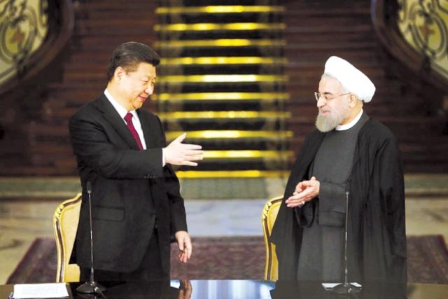 چرا ایرانیها به چین حساس شدهاند؟