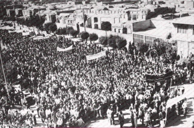 راهپیمایی عیدفطر ۵۷؛ اولین قدرتنمایی ملی