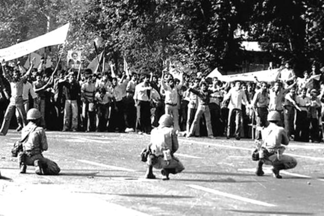 خرده روایتی از جمعه سیاه ۱۷شهریور