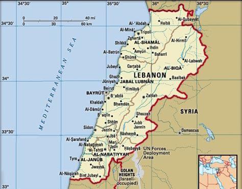 جزییات جدید از حادثه انفجار مهیب در بیروت
