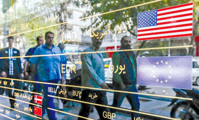 هفت اتفاق عجیب در بازار دیروز دلار و سکه