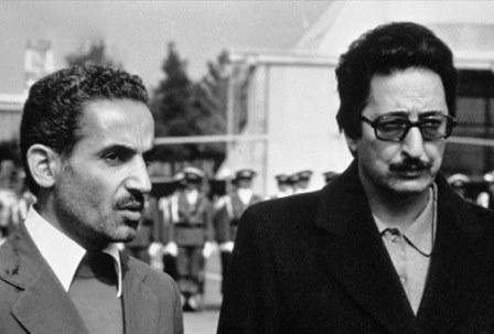 آغاز داستان بنیصدر، اولین رئیس جمهور ایران