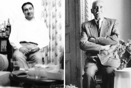 پدر و پسرهایی که خانوادگی جاسوس بودند