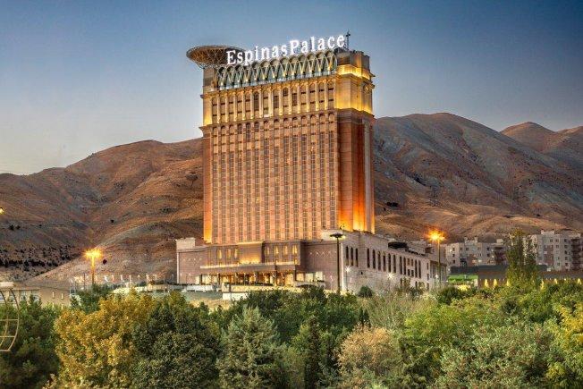 خودکشی دختر و پسر جوان در هتل اسپیناس تهران